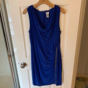 Blue Cache dress